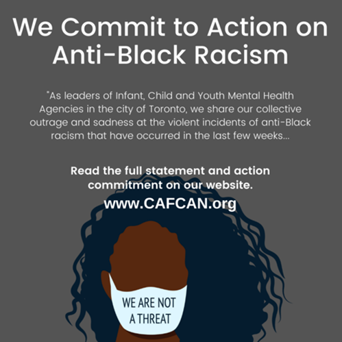 We Commit to Action on Anti-Black Racism