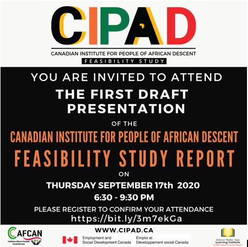 CIPAD Feasability Study Report