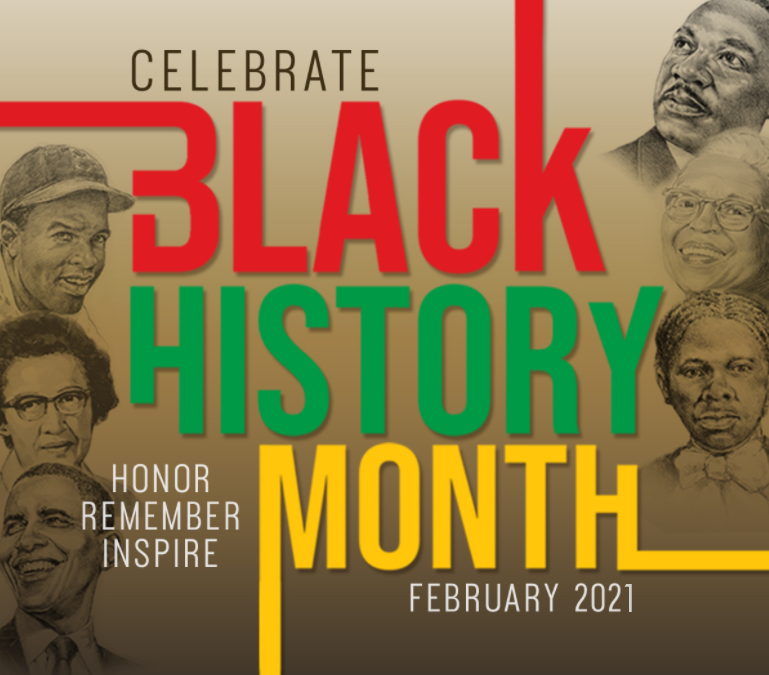 Black History Month Information
